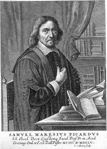 Samuel Maresius